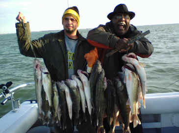 Lake erie fishing charter walleye charter fishing lake for Lake erie fishing charters port clinton