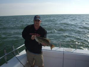 Lake Erie smallmouth bass charters
