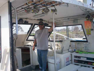 Coe Vanna Lake Erie fishing charters
