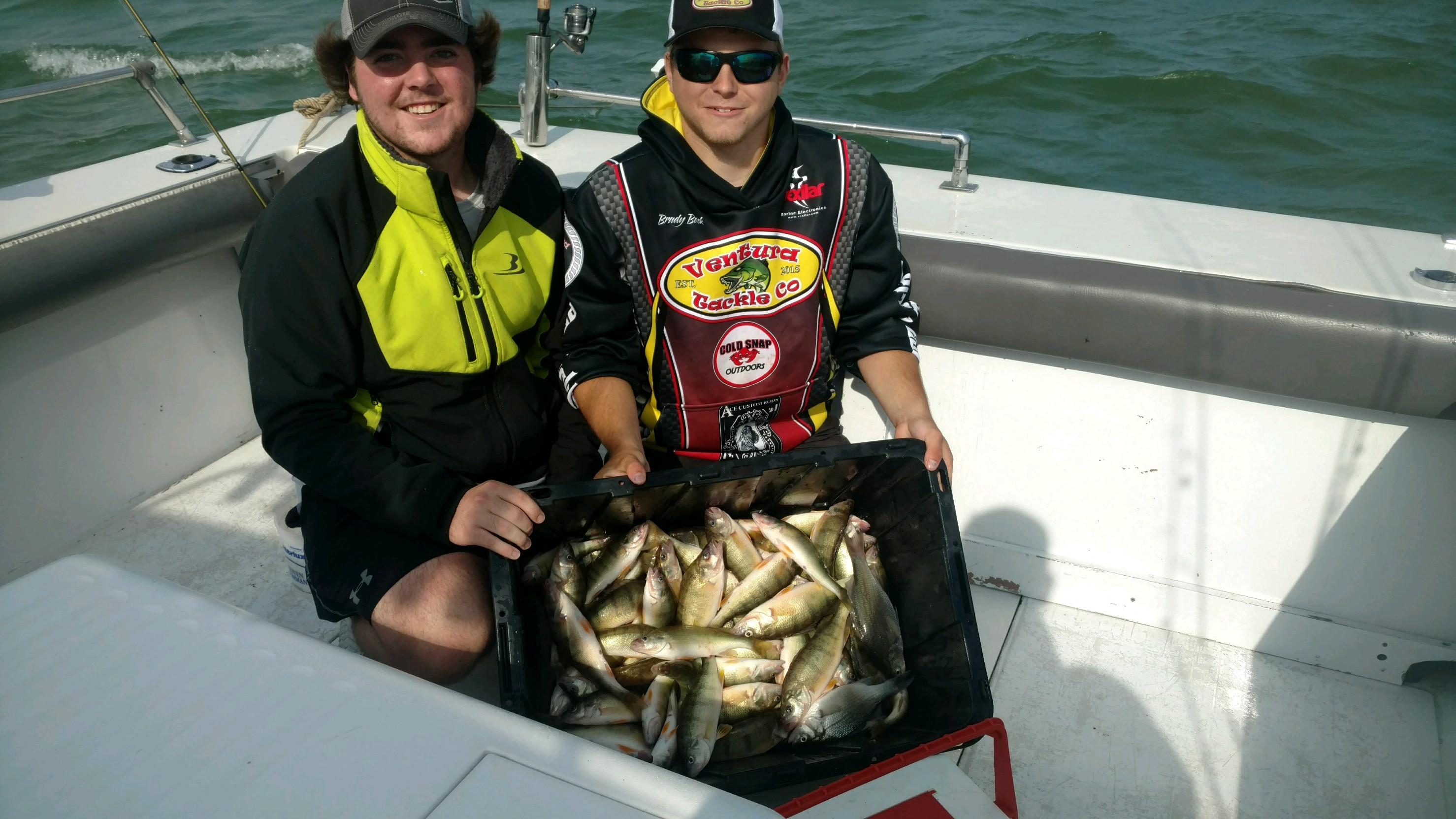 Lake-Erie-Fishing Charters
