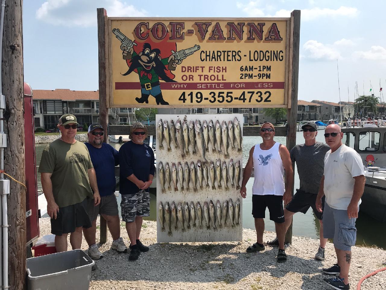 Lake Erie | Fishing Charters